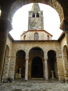 Euphrasian Basilica (Porec - Croatia)