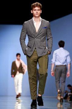 Ermanno Scervino Spring Summer Menswear 2013 Milan