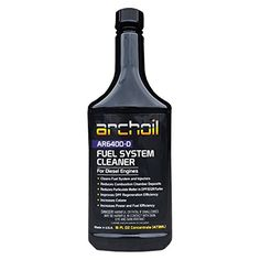 AR6400-D (16 Oz) - Professional Diesel Fuel System and Engine Cleaner (Treats 25 Gallons of Diesel). For product info go to:  https://www.caraccessoriesonlinemarket.com/ar6400-d-16-oz-professional-diesel-fuel-system-and-engine-cleaner-treats-25-gallons-of-diesel/