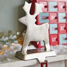 Stocking Holder, Reindeer