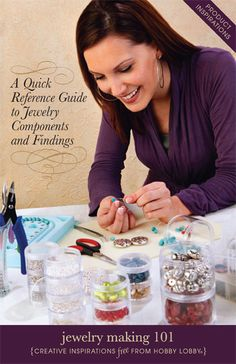 A Quick Reference Guide to Jewelry Components and Findings