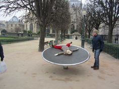 Paris - Notre Dame Playgrounds, Ping Pong Table, Notre Dame, Paris, Home, Decor, Montmartre Paris, Decoration, Ad Home