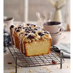 Full of almond flavour and with a gorgeous crunchy topping, everyone will love this bake, and you would never know it was gluten-free.