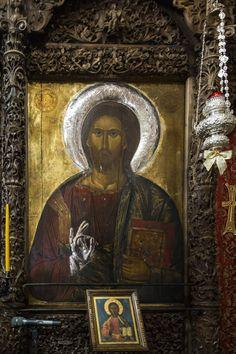 Fresco, Jesus Christ, Buddha, Icons, Statue, Painting, Art, Art Background, Fresh