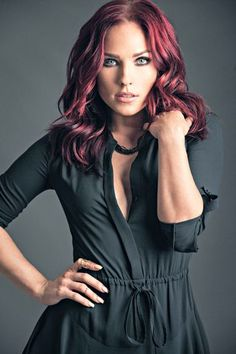 Dancing With the Stars' Sharna Burgess Reveals All About Past Partners, Her Love Life, and More