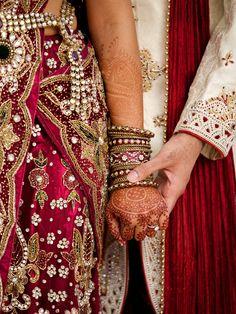 Wedding Planning - Eventrics Weddings l  Design - Occasions by Shangri-La l  Indian Wedding Bride & Groom l   Photo - Jensen Larson www.eventricsindianweddings.com