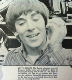 The Who - Keith