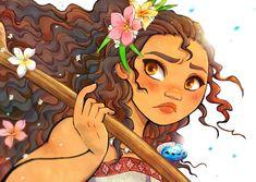 Disney Fan Art, Disney Pins, Moana Drawing, Animation Library, Kawaii Disney, Cute Disney Drawings, Mandala Art Lesson, Fantasy Inspiration, Disney And Dreamworks
