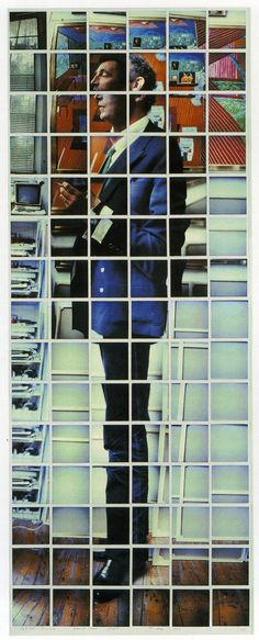 Collage Art Portrait David Hockney Ideas For 2019 David Hockney Collage, David Hockney Artist, Photomontage, David Hockney Joiners, Artistic Photography, Art Photography, Montage Photography, David Hockney Photography, James Rosenquist