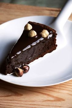 Nigella's Nutella Cake-Torta alla gianduia