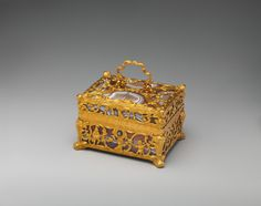 English-mid-18th century-Gold, agate