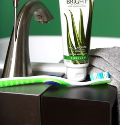"""OUR PRODUCTS    We think about Aloe Vera… a lot. This miracle plant is not only the inspiration, but the foundation behind our ever evolving skin care, cosmetics, nutrition and personal care product lines. It drives the constant innovation of our research and development team and allows us to innovate every year with new and better products. It's been said, """"The more we know about Aloe Vera, the more we love it!"""" #aloebrighttoothgel"""