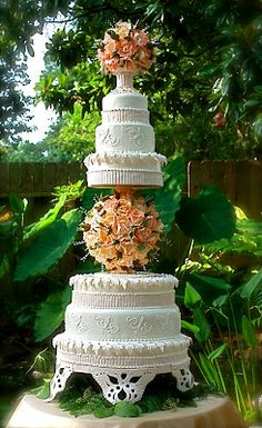 Finale by Glenna - Gallery Beautiful Wedding Cakes, Beautiful Cakes, Amazing Cakes, Candy Cakes, Just Cakes, Take The Cake, Elegant Cakes, Cake Toppings, Pretty Cakes