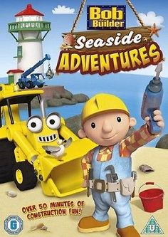 Bob the #builder - #seaside adventures dvd #region 2,  View more on the LINK: http://www.zeppy.io/product/gb/2/381114569958/