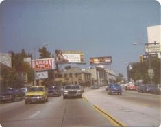 Sunset Strip, 1976 by nick f2007, via Flickr