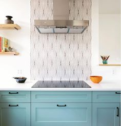 Shine bright like a  with our hand painted Diamond Contour tiles in Neutral Motif. Desig