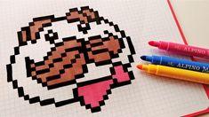 handmade logo Handmade Pixel Art - How To Draw a Logo Pringles - Pixel Logo, Pixel Pixel, Pop Art Decor, Modele Pixel Art, Images Kawaii, Systems Art, Pixel Drawing, Graph Paper Art, Art Beat