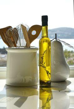 every kitchen deserves a bottle of good olive oil...