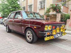 Yokohama, Fiat, Vehicles, Scouts, Car, Vehicle, Tools