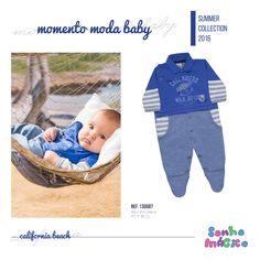 Moda Bebê | Moda Baby | Macacão