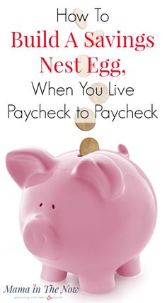 Get real life tips and tricks of how to build a saving's nest egg when you live…