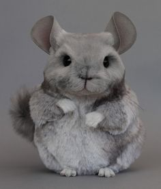 Adorable soft sculptures by Lisa Page - http://lisaap.deviantart.com/