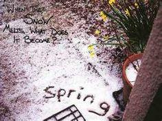 Spring Riddle