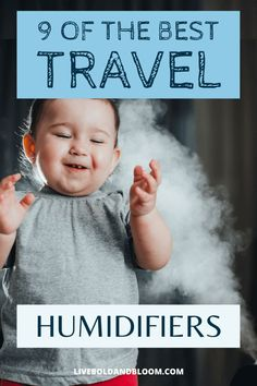 It's time to consider taking along a humidifier on your next trip. Check out our review of some of the best travel humidifiers for this year.