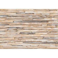 8-920 Whitewashed Wood Wall Mural - Komar Photomurals