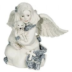 Angels watching over our furry friends.  Sarah's Angels Collectibles being retired.  $16.25.