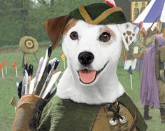 Wishbone--one of the best PBS shows ever! Such a great way to teach kids about classic works of literature.