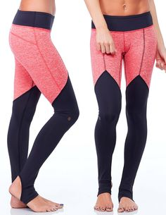 New Balini collection up on the site! We're loving this Diva Yoga Legging. Available at evolvefitwear.com