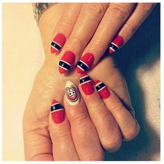 Habs nails montreal canadians nail art getnailed pinterest the season starts montreal canadian nails prinsesfo Image collections
