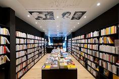 Librairie Ptyx em Bruxelas, na Bélgica