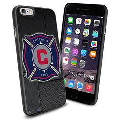 Soccer MLS CHICAGO FIRE FC LOGO SOCCER FOOTBALL , Cool iPhone 6 Smartphone Case Cover Collector iphone TPU Rubber Case Black Phoneaholic http://www.amazon.com/dp/B00WOTILHE/ref=cm_sw_r_pi_dp_1aRpvb05M6PKZ