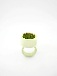 moss ring by arthur hash