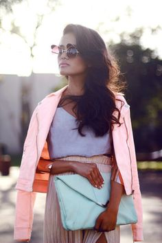 Sorbet colours www.figleaves.com #SS13Trends