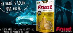 Fruut lança dois novos sabores Pera Rocha e Maçã Fuji