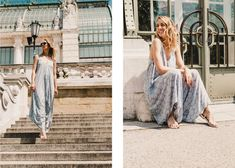 It is mid-May and (even though the weather forecast for the next four days in Vienna looks pretty rainy) soon the real summer nights will be hitting our doors. Jumpsuit Dressy, Top Blogs, Pool Days, Summer Nights, How To Look Pretty, Jumpsuits, Lifestyle, Womens Fashion, Kissing Hand