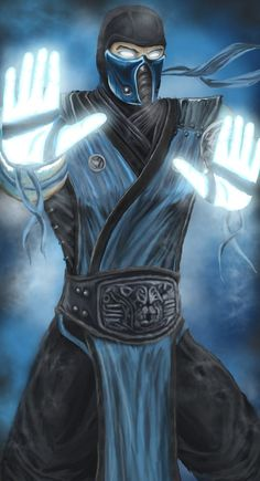 SUB-ZERO I'm still amazed that I made this! and then I have found for the background awesome brushes! Sub-Zero Mortal Kombat X Wallpapers, Street Fighter Game, Mortal Kombat 2, Claude Van Damme, Goku Vs, Video Game Cosplay, Big Bad Wolf, Fantasy Armor, Naruto Characters