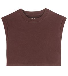 YEEZY Cotton crop top (Season 1). #yeezy #cloth #clothing