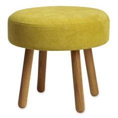 Design by Conrad stool/JC Penny  Cute!