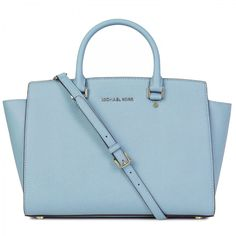 MICHAEL KORS Selma saffiano leather tote