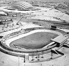 El legado arquitectónico que dejó 'México 68' en Ciudad de México,Cortesía de Reporte Oficial 'México 68' COI