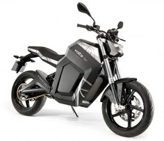 Spain's Volta Motorcycles makes the Volta BCN City electric motorcycle