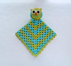 DIY ~ Owl Security Blanket