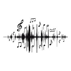 Vinyl music vibrations - Best of Wallpapers for Andriod and ios Music Tattoo Designs, Music Tattoos, Tatoos, Music Drawings, Easy Drawings, Theme Divider, Note Tattoo, Music Pics, Vinyl Music
