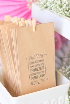 "Sweet bag Little Big Company the blog: Beautiful Wedding ""Cookie Bar"" by Wild Rose Sweets & Styling"