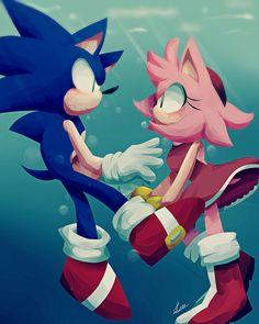 Sonic Anime, Sonic And Amy, Sonic Fan Art, Sonic Boom, Sonic The Hedgehog, Shadow The Hedgehog, Amy Rose, Sonic Videos, Sonamy Comic