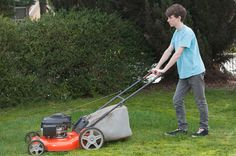 Mow your lawn! | 21 Cheap And Effective Tricks To Keep Your Home Safe